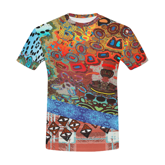 Invasive Obstacles Sublimated Tee