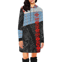 Orcastrated Hooded Dress
