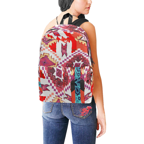 Attack of the Killer Kimono Backpack