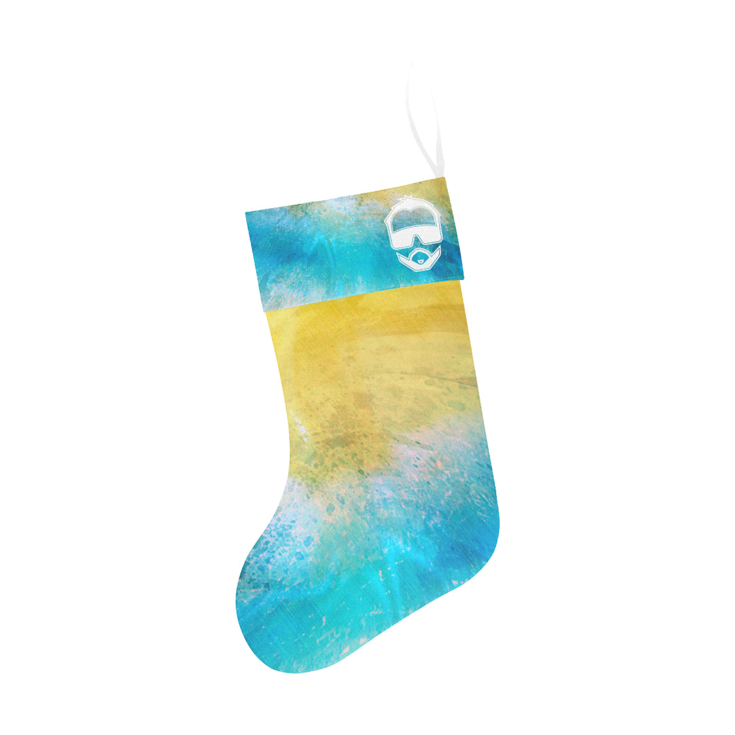 Sunshine Smile Christmas Stocking