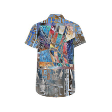 Breaking Purgatory Short Sleeve Button Up