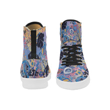 Tokyo Kitty Canvas Sneakers