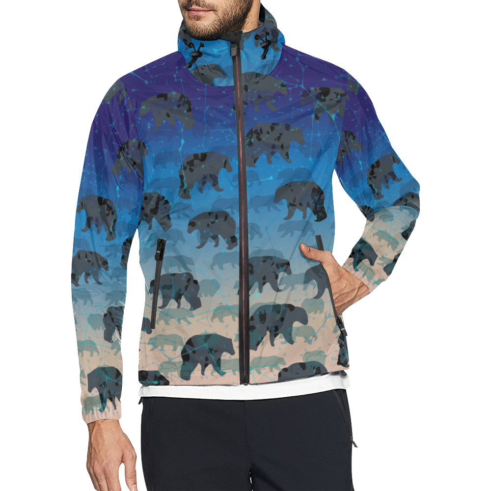 Chasing the Cold Tranquility Windbreaker