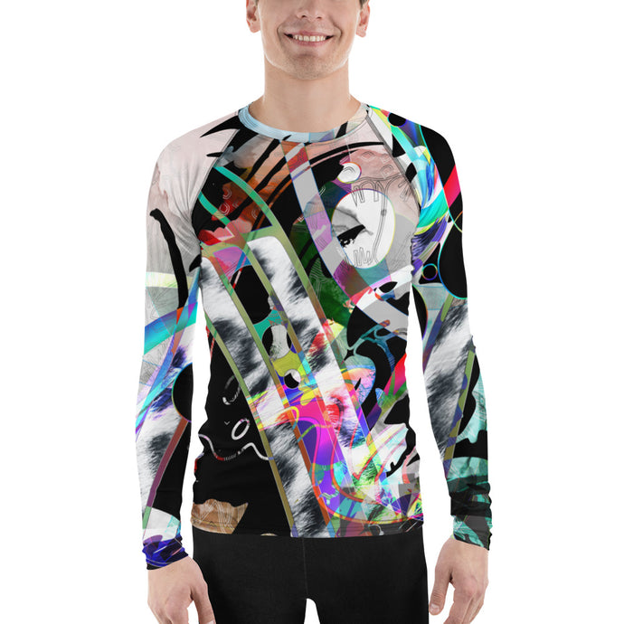 $uperbad Men's Rash Guard