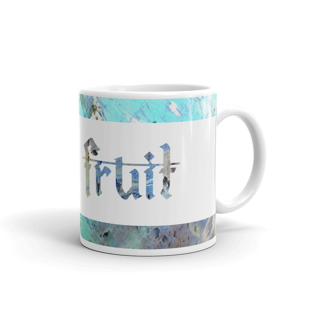 Bear Fruit Mug