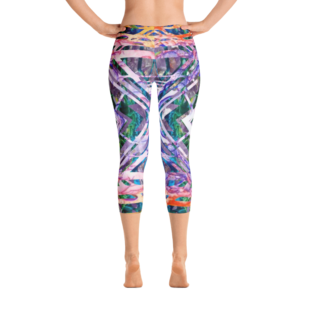 Be Fruitful Capri Leggings
