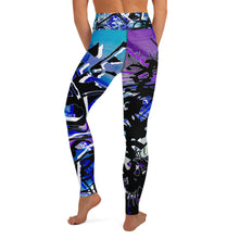 Bubble Buzz Yoga Leggings