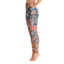 Chroma Repair Yoga Leggings