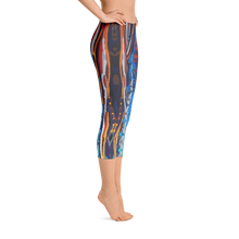 Cuuji Capri Leggings