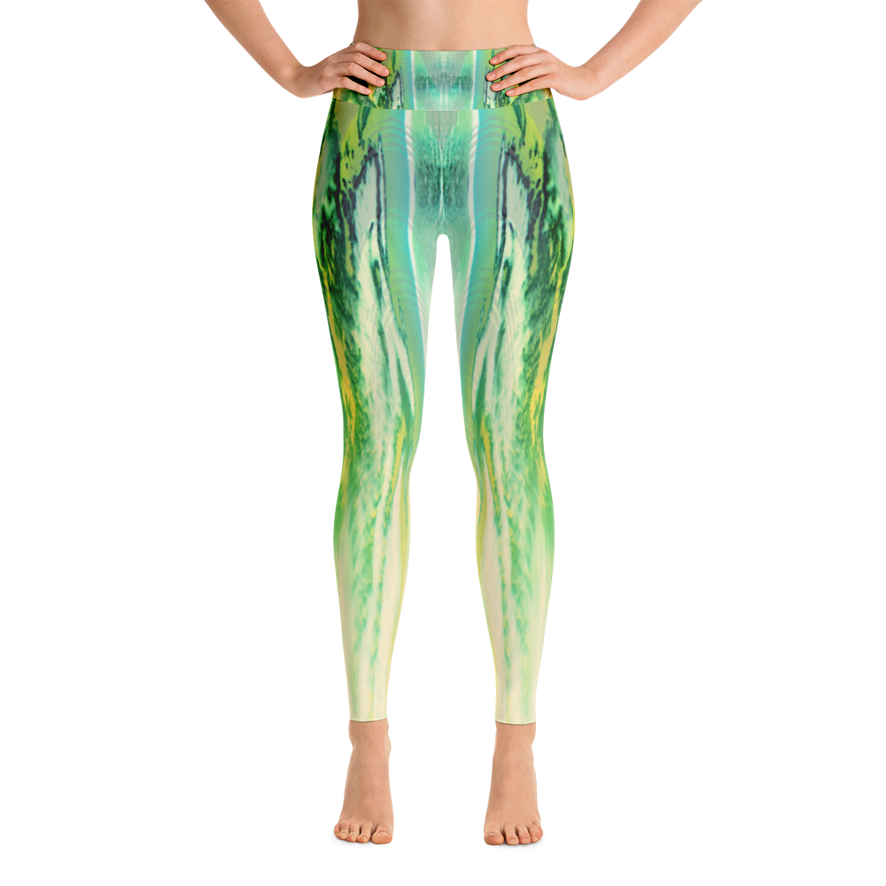 Out of Questions Yoga Leggings