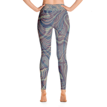 Reflective Tendencies Yoga Leggings