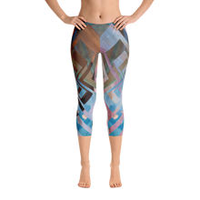Sayanara Capri Leggings