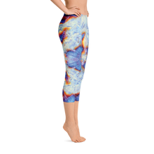 Nucleolis Capri Leggings