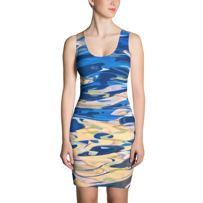 Be As Water Dress