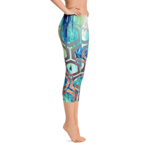 Light from Above Capri Leggings