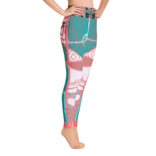 Secret Passageway Yoga Leggings
