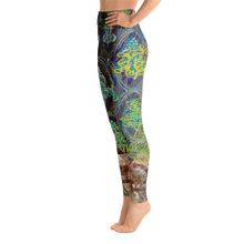 The Marauder Yoga Leggings
