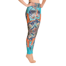 Melting Away Yoga Leggings