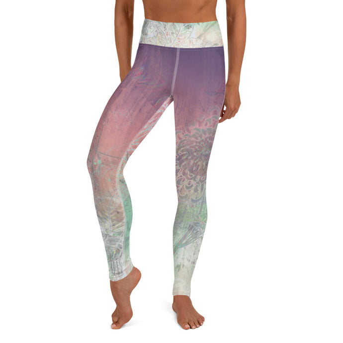 Sugar, Spice, and Everything Nice Yoga Leggings