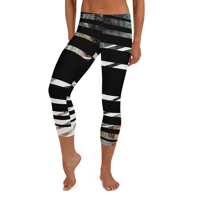 Fader Capri Leggings