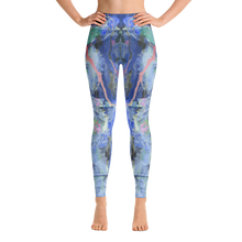 Evening Lush Yoga Leggings
