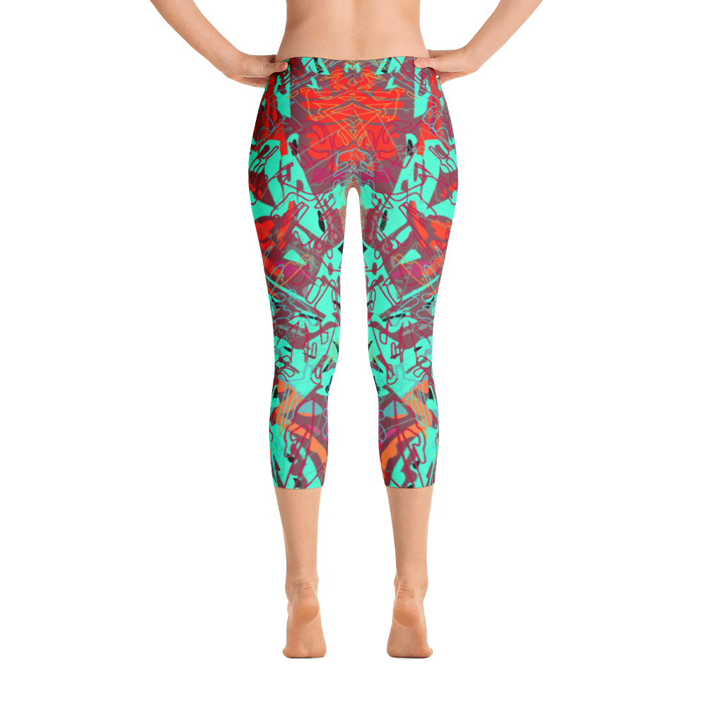 Ignition Capri Leggings