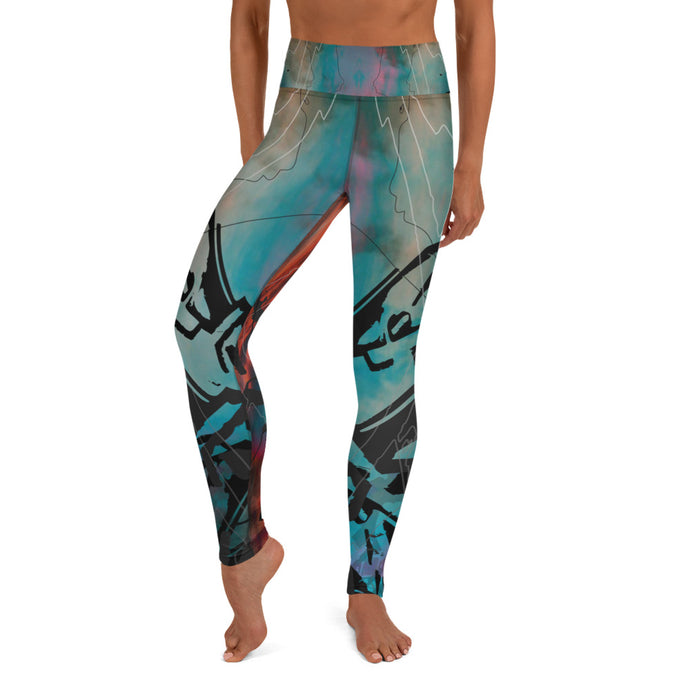 Time Stretch Yoga Leggings