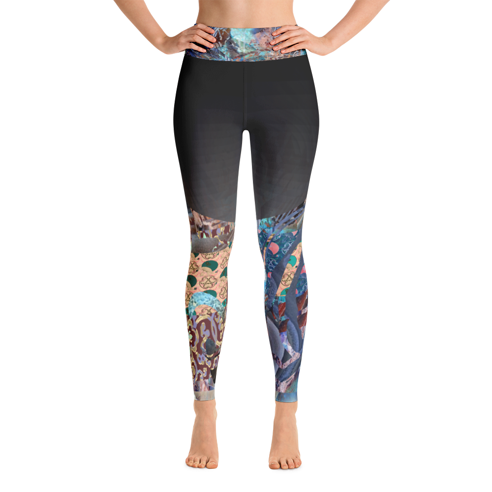 Negotiable Behavior Yoga Leggings