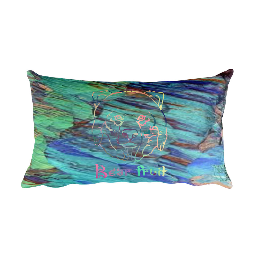 Acid Rain Pillow