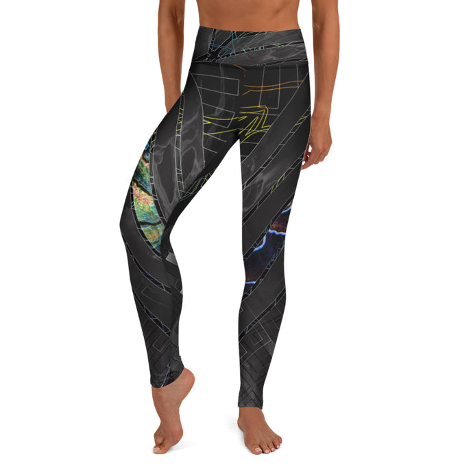 Shadow Tamer Yoga Leggings
