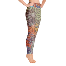 Cosmology Yoga Leggings