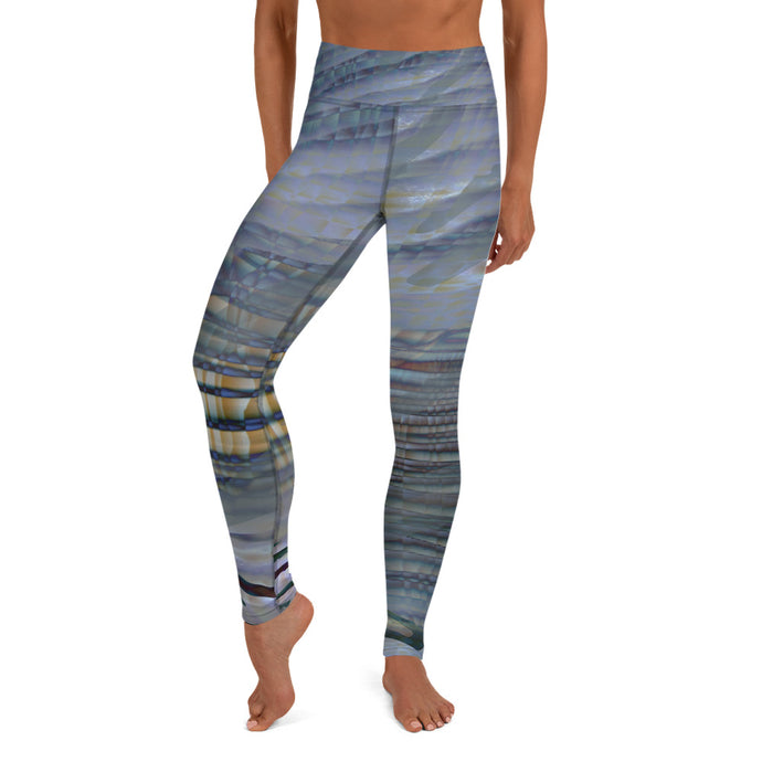 Psylocilbin Yoga Leggings