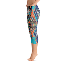 Melting Away Capri Leggings