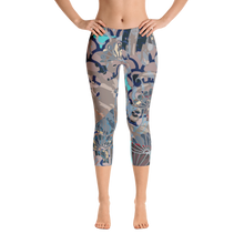 Kyoto Rift Capri Leggings