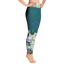 Live Wire Yoga Leggings