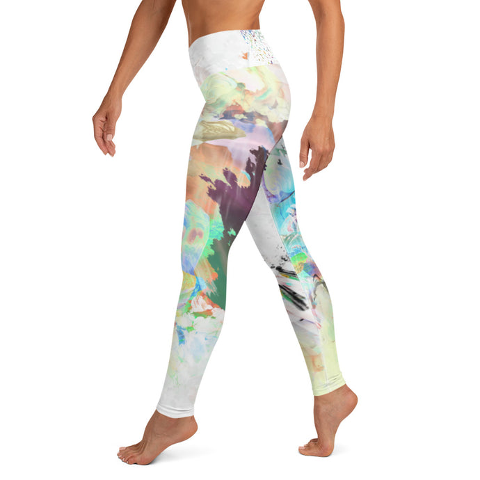 The Polar Report Yoga Leggings