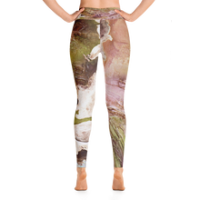 Liquid Lichen Yoga Leggings