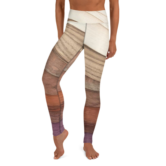 All Natural Yoga Leggings