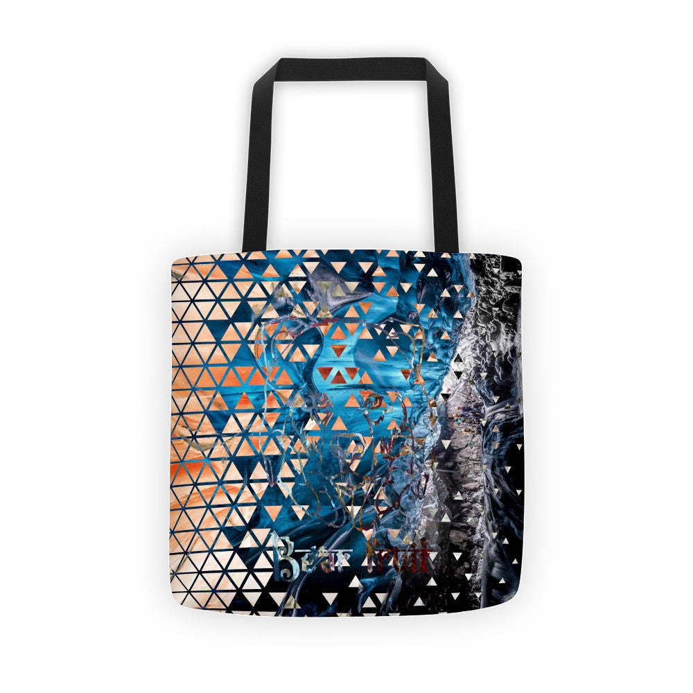 Shinobi Flow tote bag