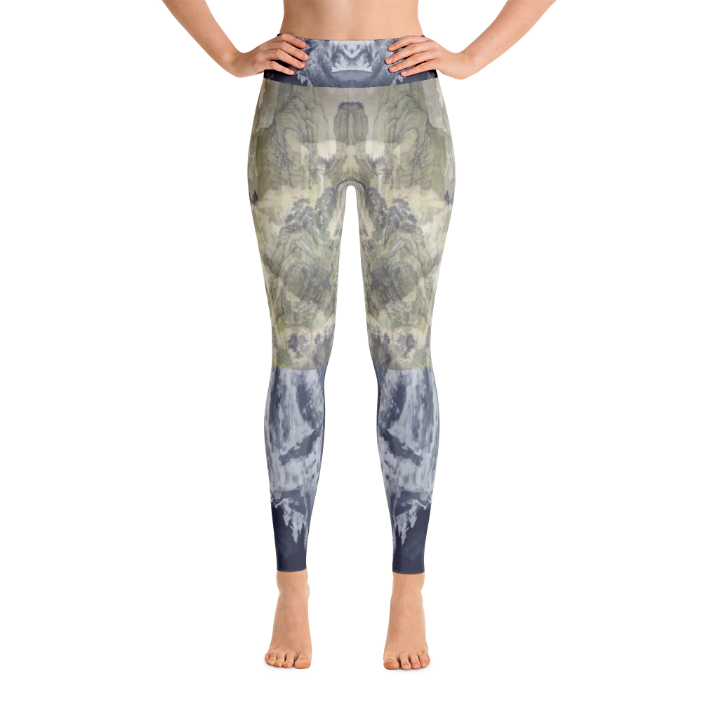 Out of Sync Yoga Leggings