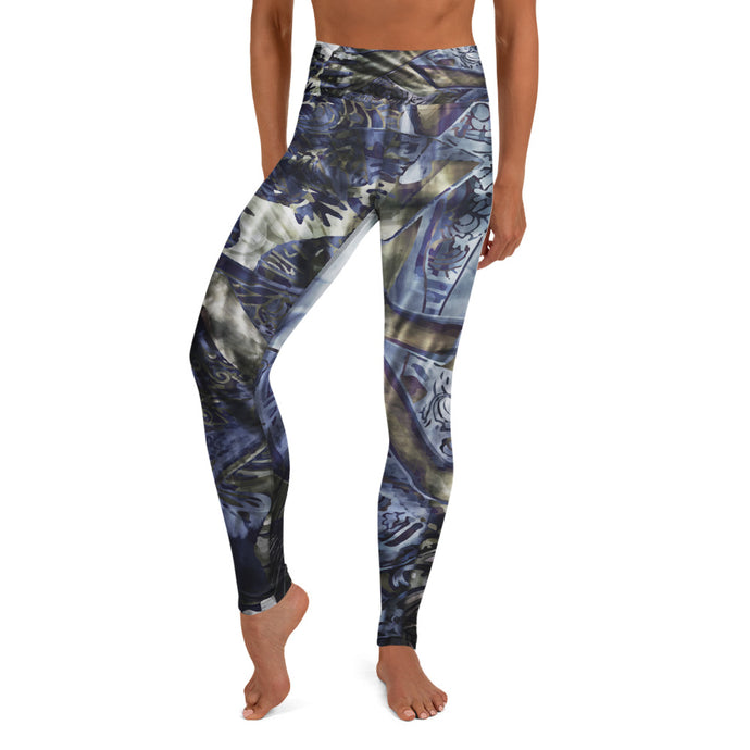 It's Business Time Yoga Leggings