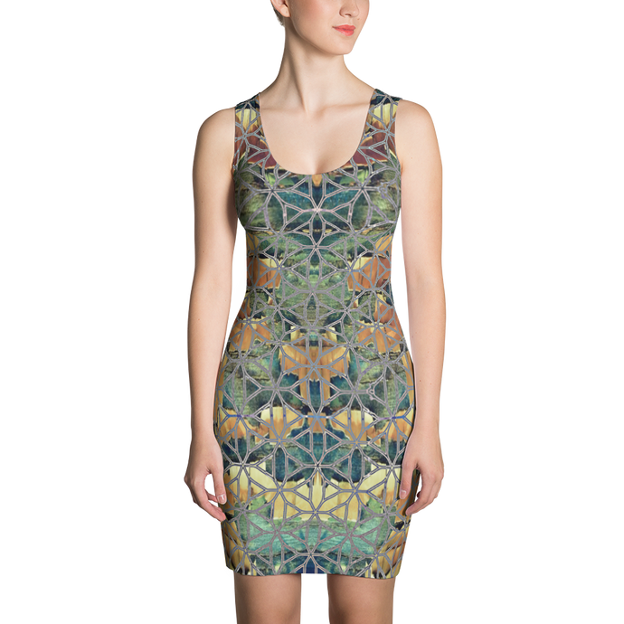 Flower of Life Dress