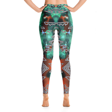 Degeneration Yoga Leggings