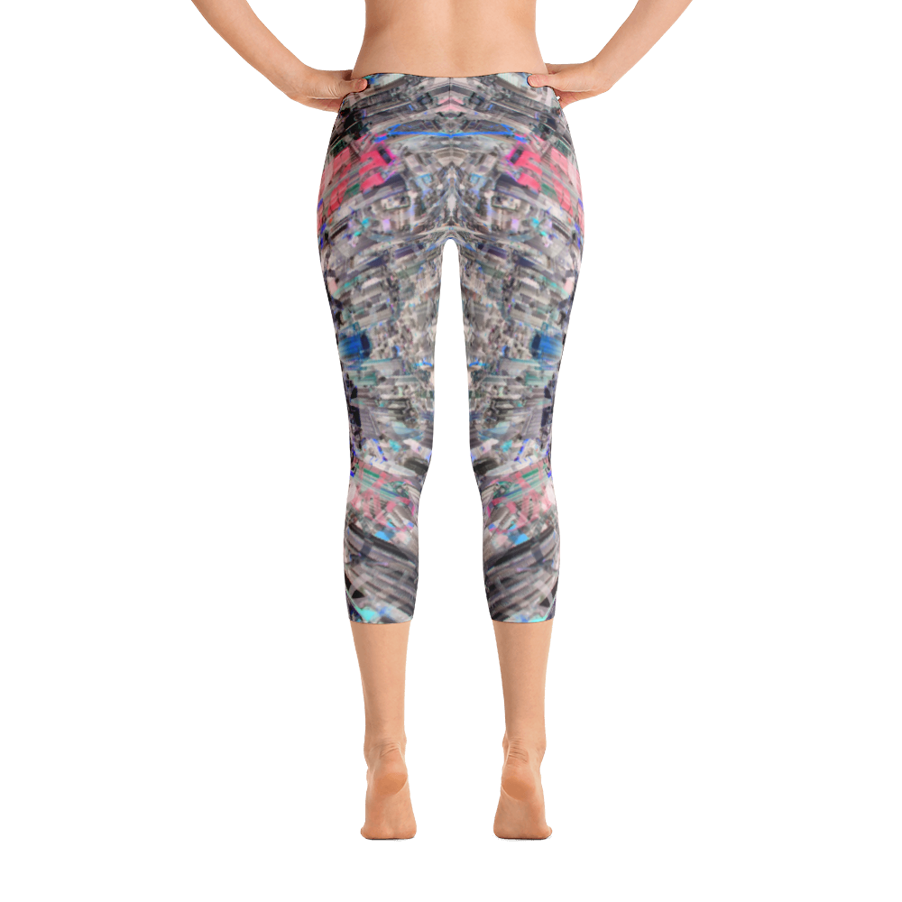 Centrifuge Capri Leggings