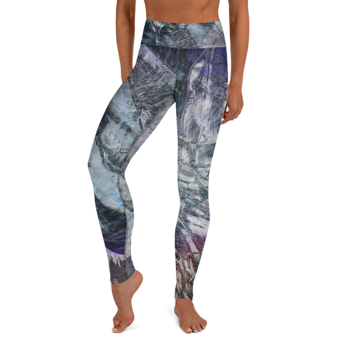 Carrying the Aurora Yoga Leggings
