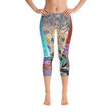 Fresh Squeezed Capri Leggings
