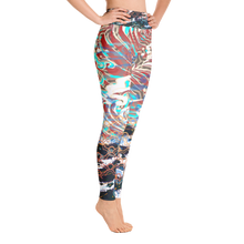 Poetic Totality Yoga Leggings