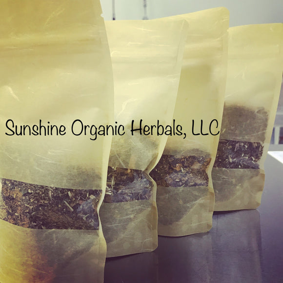 Herbal Kool Aid Tea Blend - Sunshine Organic Herbals LLC