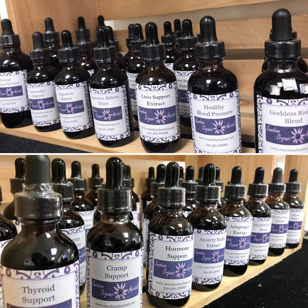 Blended Herbal Extracts
