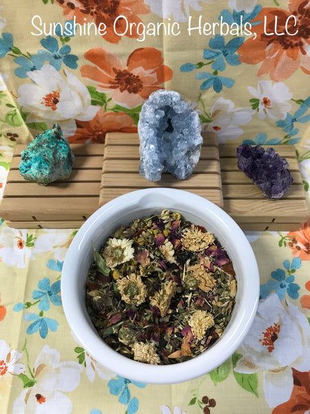 Pain, Inflammation & Anxiety Herbal Tea Blend